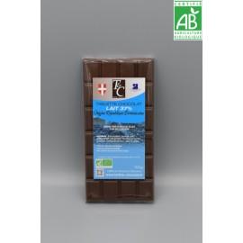 Tablette Chocolat lait 37%