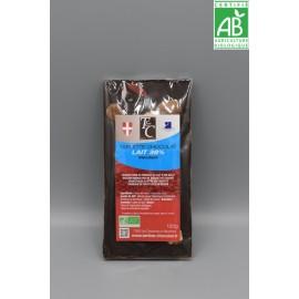 Tablette Chocolat lait 38% Mendiants