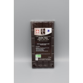Tablette Chocolat Noir 75%