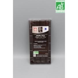 Tablette Chocolat Noir 75% Sao Tomé